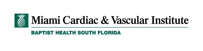 Логотип института Miami Cardiac and Vascular Institute