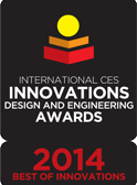 CES Innovation awards Fidelio E5 home cinema system