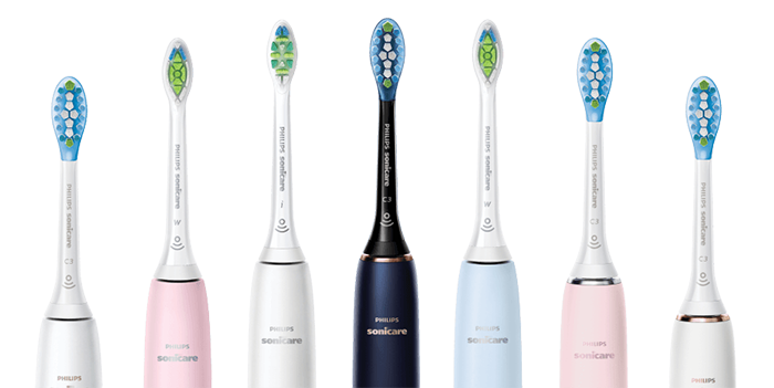 Выберите свою Philips Sonicare