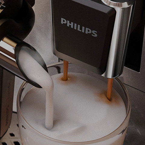 Philips Lattego coffee